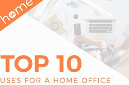 10 Uses For a Home Office