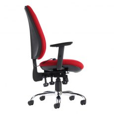 Orion Comfort Multi Adjustable Office Chair - Red