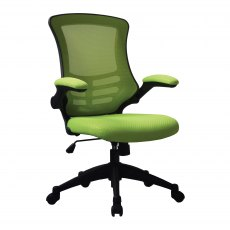 Meir Mesh Back Office Swivel Chair - Green