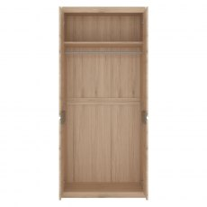 Wanaka 2 Door Wardrobe