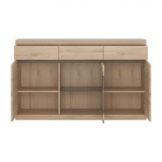 Kensington Glazed Sideboard