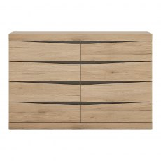 Wanaka 8 Drawer Chest of Drawers
