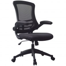 Luna Mesh Swivel Chair