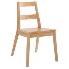 Malmo Dining Chairs (x2) - White Oak