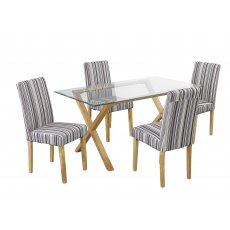 Cadiz Dining Table - Oak