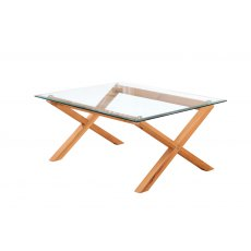 Cadiz Coffee Table - Oak
