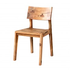 Jodhpur Dining Chairs (x2) - Sheesham Wood