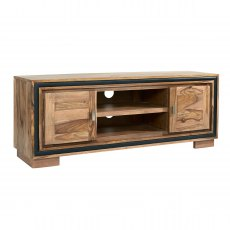 Jodhpur Plasma Media Cabinet - Sheesham Wood