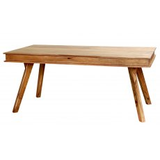 Jodhpur Small Dining Table - Sheesham Wood