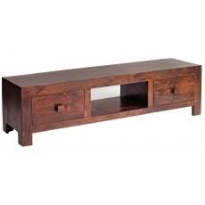 Toko Dark Mango Wide Screen TV Unit