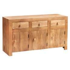 Toko Large Sideboard - Light Mango Wood