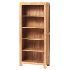 Toko Large Open Bookcase - Light Mango Wood