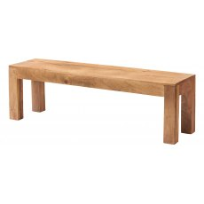Toko Bench - Light Mango Wood