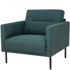 Koppla Armchair - Dark Green