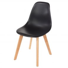 Alpine Moulded Plastic Chairs (x2)