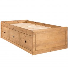 Tolland Cabin Bed - Pine