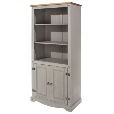 Tolland 2 Door Bookcase