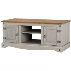 Tolland 2 Door Flat Screen TV Unit