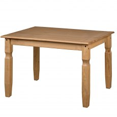 Tolland Rectangular Dining Table - Pine