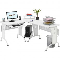 Unicorn Large Reversible Corner Desk