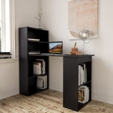 Labyrinth Desk Black
