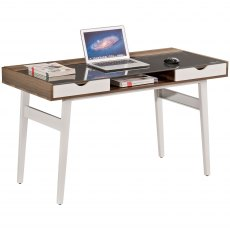 Sabalo Glass Desk