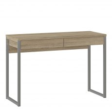 Tarm 2 Drawers Desk - Oak