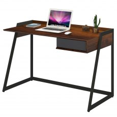 Sergeant Desk Dark Pine PC38p