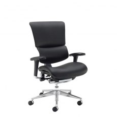 Zeemos Extreme Comfort Swivel Office Chair - Black