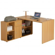 Empress 4-Way Reversible Combination Desk