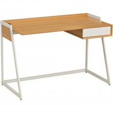 Sergeant Compact Desk With Drawer