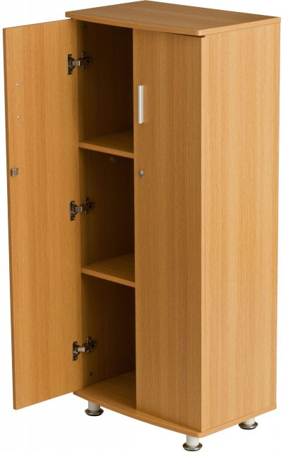Piranha Furniture Bonito Tall Lockable Cabinet