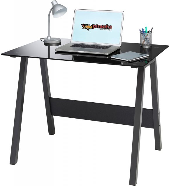 Piranha Furniture Barbel Compact Glass Desk
