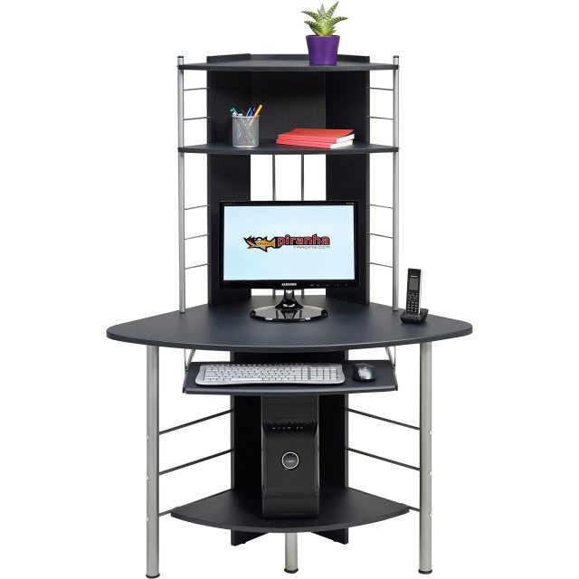 Piranha Furniture Oscar Tall Corner Desk & Workstation