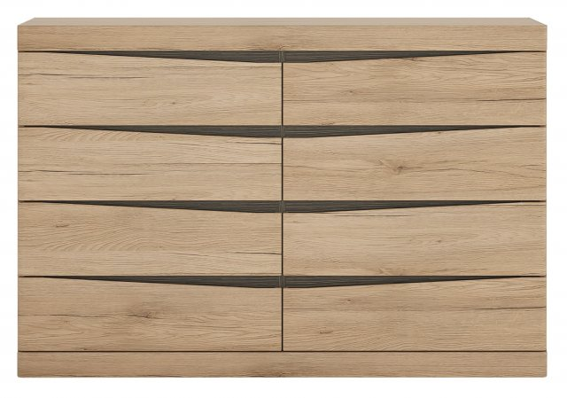 Home In Wanaka 8 Drawer Chest of Drawers