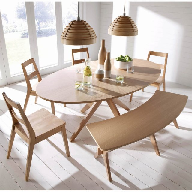 Home In Malmo Dining Table