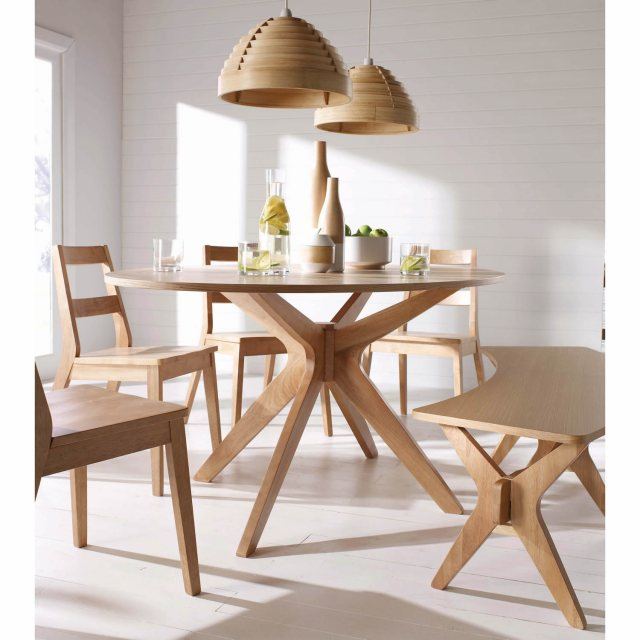 Home In Malmo Dining Chairs (x2)