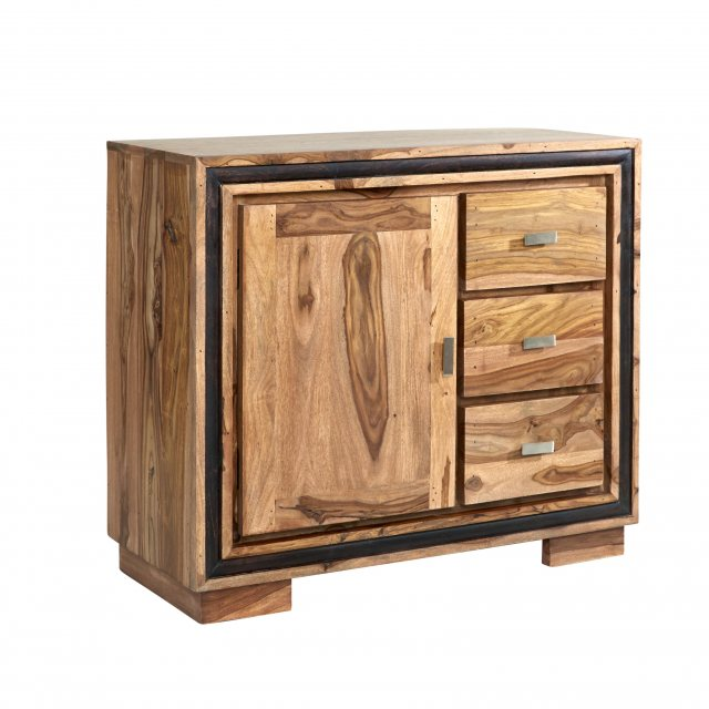 Indian Hub Jodhpur Sheesham Medium Sideboard