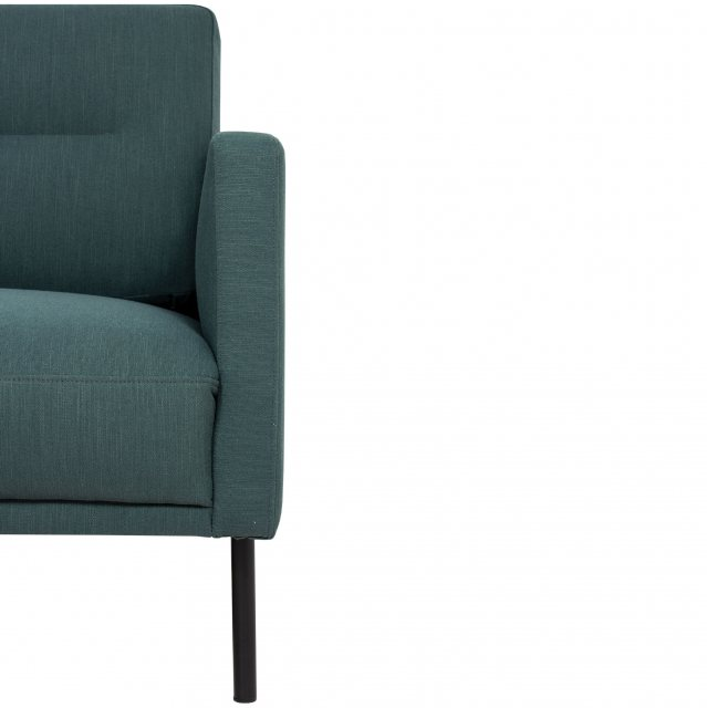 Home In Koppla Armchair - Dark Green