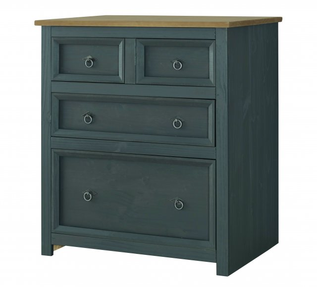 Home In Tolland 4 Drawer Chest of Drawers