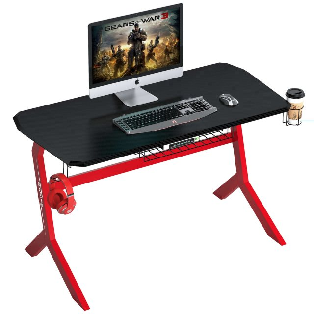 Piranha Furniture Sherman Gaming Desk
