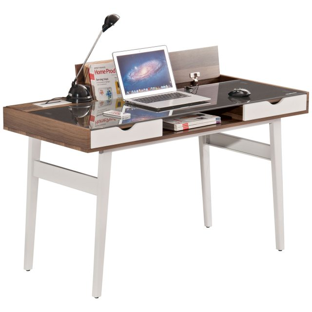 Piranha Furniture Sabalo Glass Desk