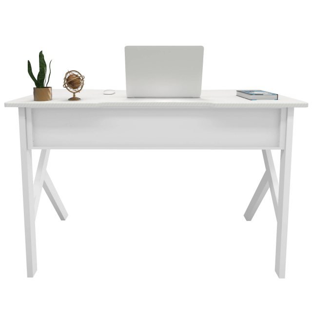 Piranha Furniture Zorro Gaming Desk - White