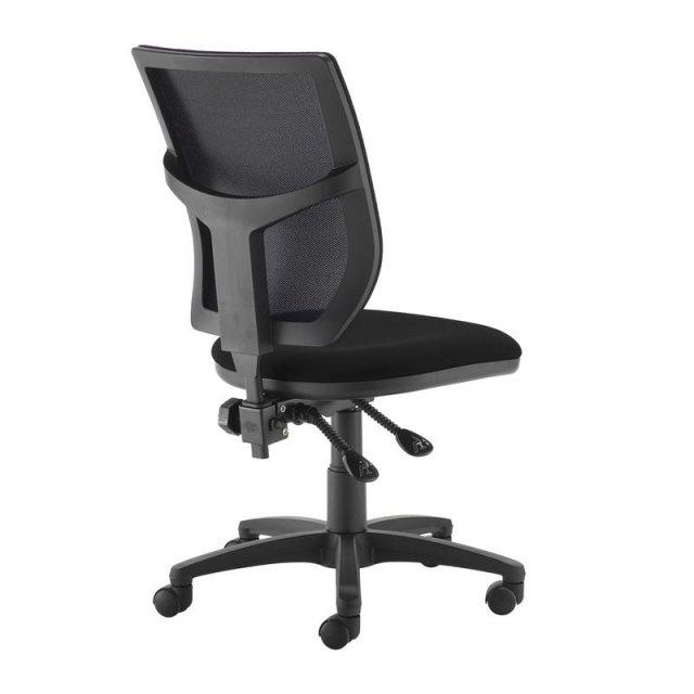 Home In Jory 580 Mesh Back Office Chair - Black